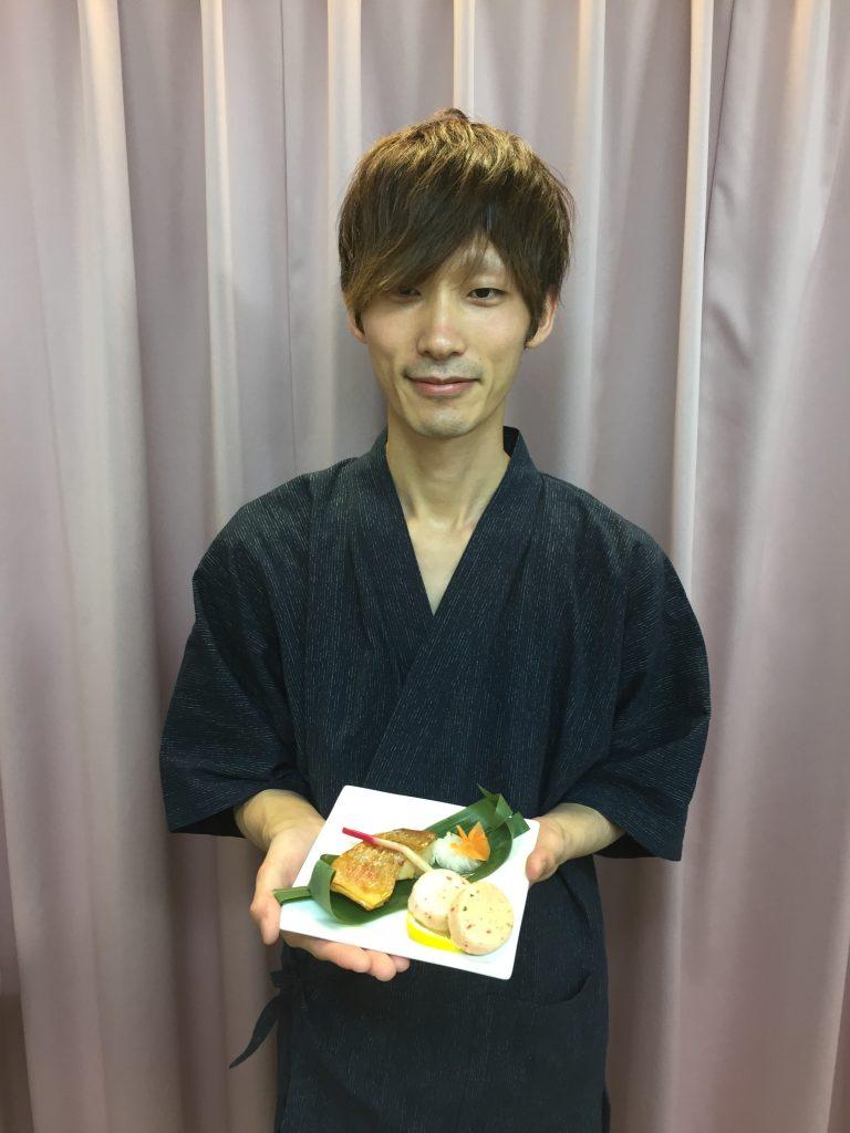 リラックス食堂広島 考案メニュー!!魚メインの和食献立提供致しました!其ノ一、其ノ二