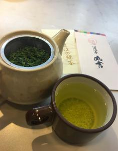 滋賀食堂で提供のお茶「近江茶」農園へ訪問!