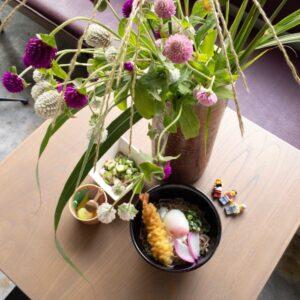 【大阪食堂】お月見白玉団子を作りました!