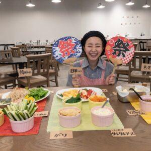 【大阪食堂】夏のスペシャルメニューデーを開催しました!