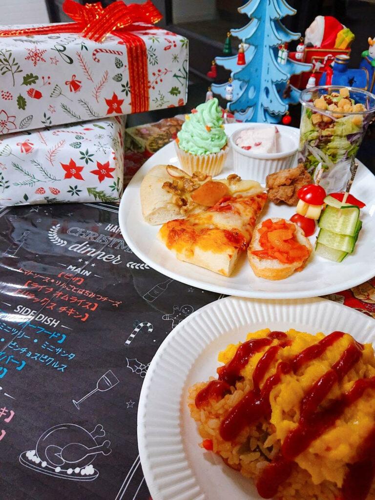 クリスマススペシャルメニューイベント2019開催!レポート前編